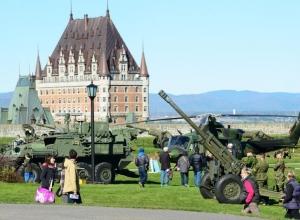 La Citadelle de Québec : une forteresse vivante