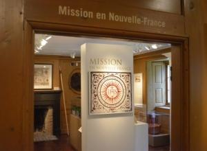 Mission en Nouvelle-France