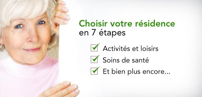 Choisir votre résidence en 7 étapes