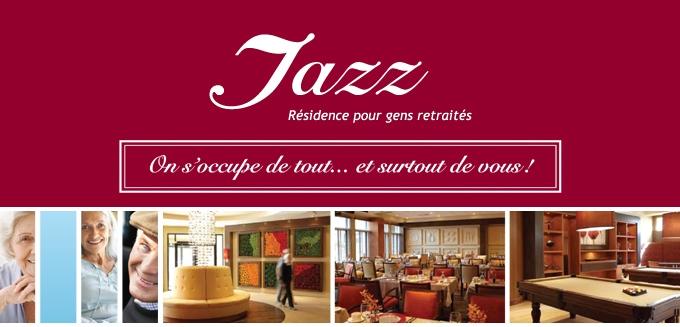 Jazz, résidence pour gens retraités