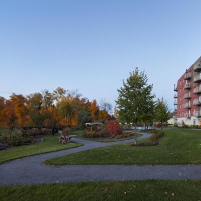 Vivre en résidence, Les Jardins du Campanile, résidences pour personnes âgées, résidences pour retraité, résidence