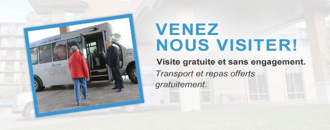 Visitez le Manoir St-Léonard