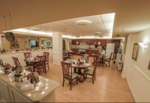 salle à manger 3ième étage