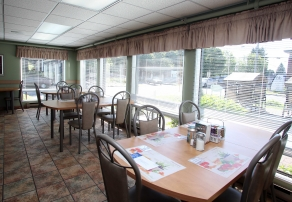 Centre Victor-Léger - Salle à manger