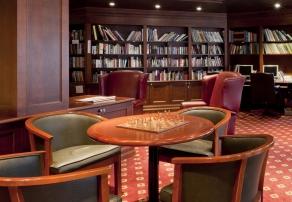 Les Verrières du Golf - Bibliothèque