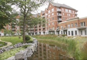 Vivre en résidence, Cambridge (Le), résidences pour personnes âgées, résidences pour retraité, résidence