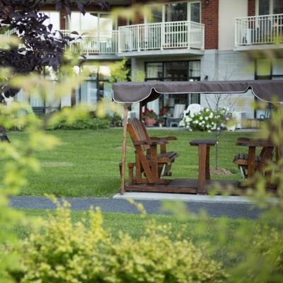 Vivre en résidence, La Croisée de l'Est, résidences pour personnes âgées, résidences pour retraité, résidence