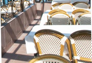 salle a manger terrasse