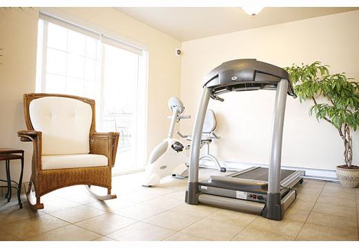 Salle de conditionnement physique