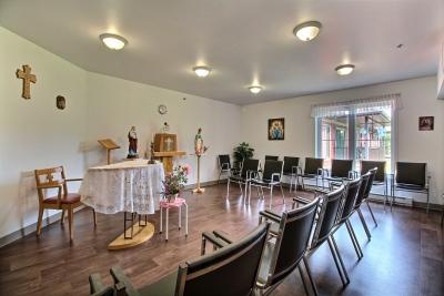 Vivre en résidence, Les Jardins Latourelle, résidences pour personnes âgées, résidences pour retraité, résidence