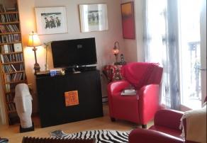salon logement 3.5
