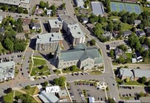 Localisation centre ville