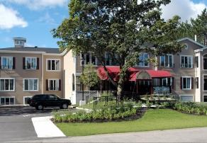 Vivre en résidence, Les Résidences Desjardins, résidences pour personnes âgées, résidences pour retraité, résidence