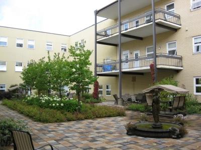 Vivre en résidence, Résidence St-Pierre, résidences pour personnes âgées, résidences pour retraité, résidence