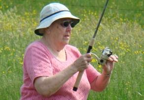 Activité de pêche