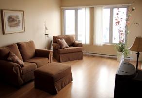 Appartement modèle