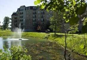 Jardin des Sources (Le), Tour A-B-C