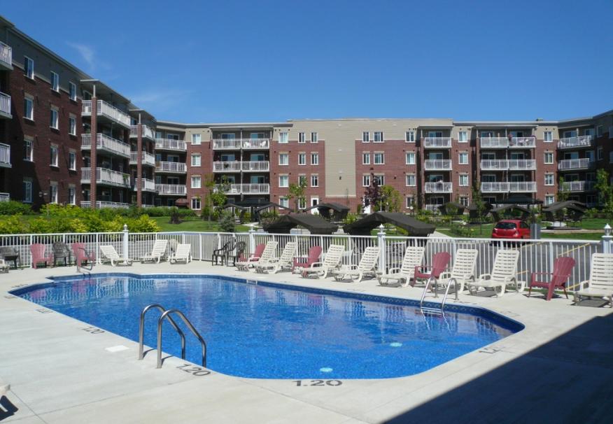 piscine extérieure