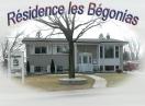Vivre en résidence, Résidence Les Bégonias, résidences pour personnes âgées, résidences pour retraité, résidence