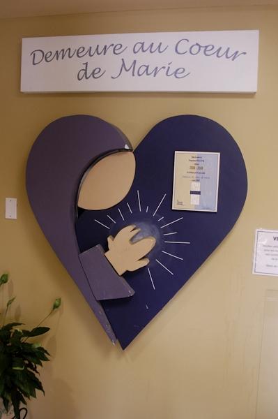 Vivre en résidence, Demeure Au Coeur de Marie, résidences pour personnes âgées, résidences pour retraité, résidence