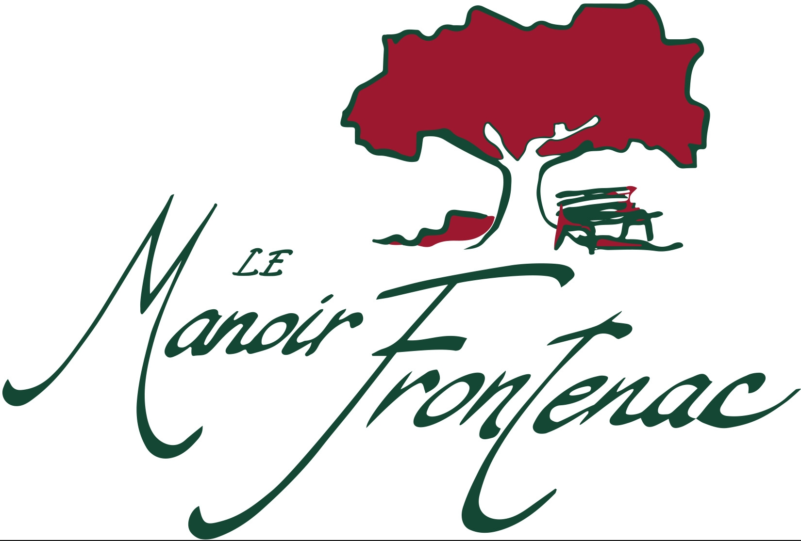 Logo du Manoir Frontenac