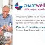 Chartwell, résidence, retraités