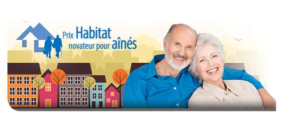 Prix Habitat novateur pour aînés