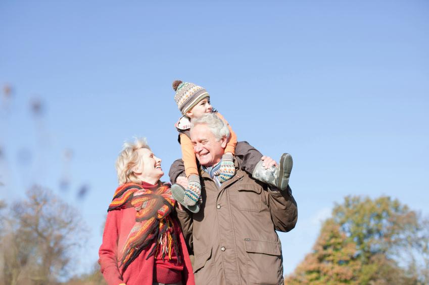 Journée des grands-parents 2014
