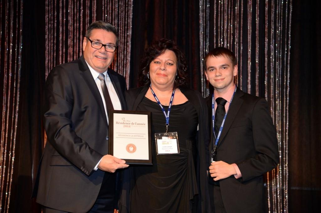 Prix Distinction 2014