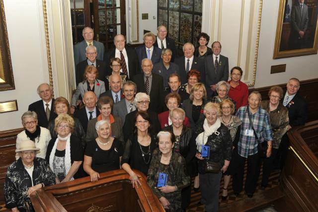 Prix Hommage aux aînés 2014