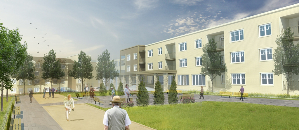 Havre des Cantons phase 3