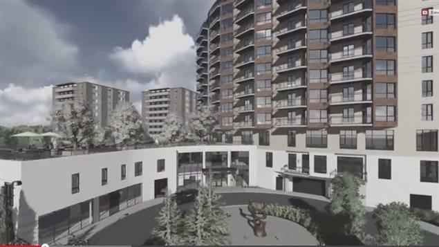Complexe Le Vu, Sherbrooke, Groupe Maurice