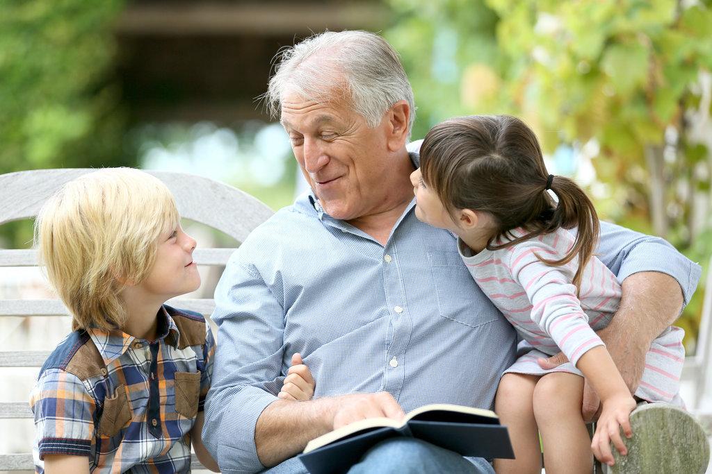 Fête des grands-parents, journées des  grands-parents