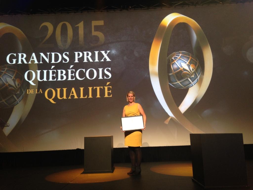 Résidence Wales Home-Grands Prix Québécois de la qualité