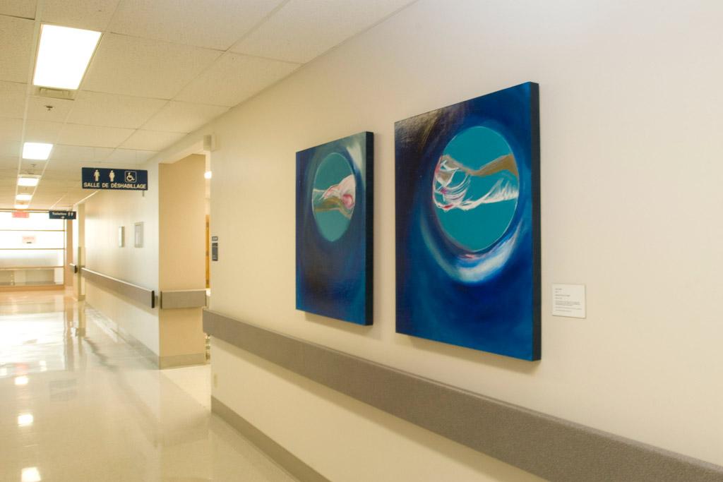 Fondation de l'art pour la guérison, hôpitaux, hôpital