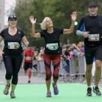 À 80 ans, elle court son premier marathon!