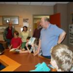À Notre-Dame-de-Ham, des aînés enseignent leur métier aux jeunes