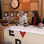 Vivre en résidence à l'émission Entrée principale de Radio-Canada!
