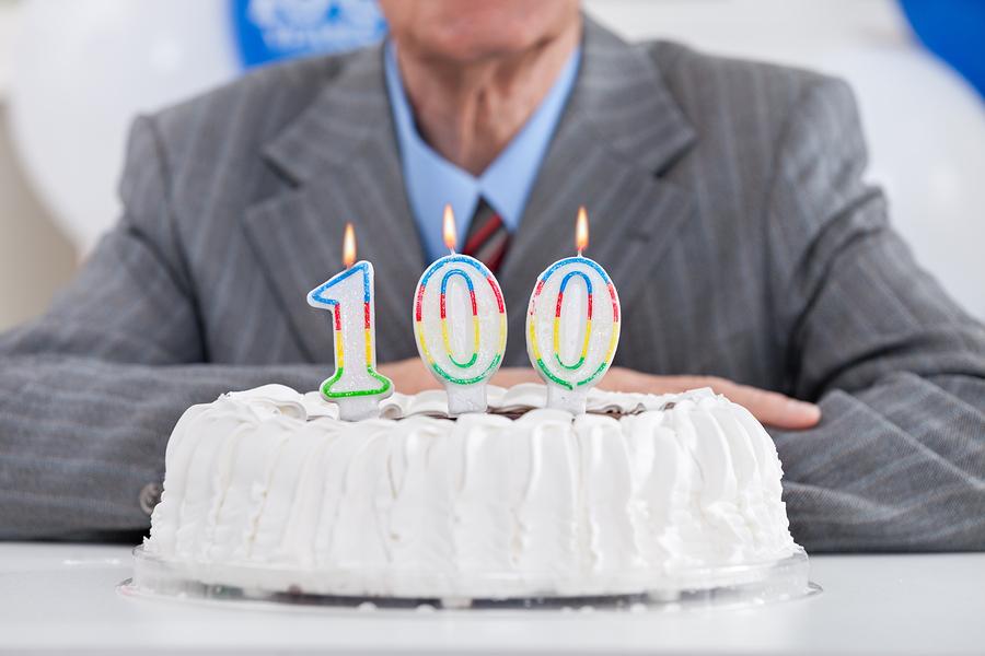 Croissance de la population de centenaires au Québec