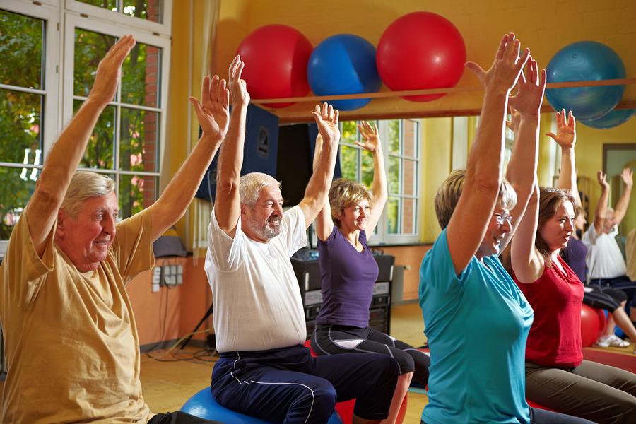 politique de l'activité physique, sport, loisir, personnes aînées