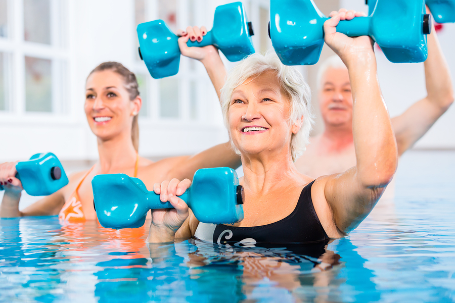 Activité physique aînes previent Alzheimer