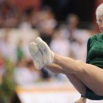 Johanna Quass, une gymnaste exemplaire de 91 ans!