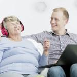 Harmonie parfaite entre musique et aînés