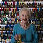 Deirdre Larkin : toujours marathonienne à 85 ans