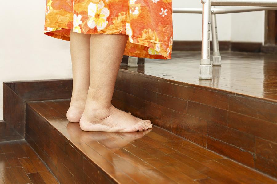 Réinventer l'escalier, mobilité des aînés
