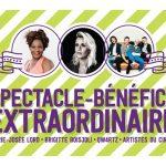 Spectacle-bénéfice extraordinaire de la Fondation de la Société de soins palliatifs à domicile