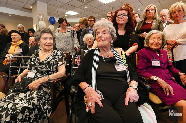 Anniversaire, centenaires, résidence