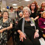 Anniversaire de vingt centenaires dans une même résidence!