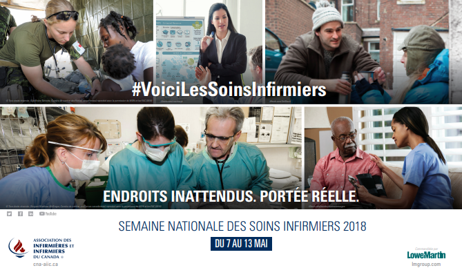 Semaine nationale des soins infirmiers