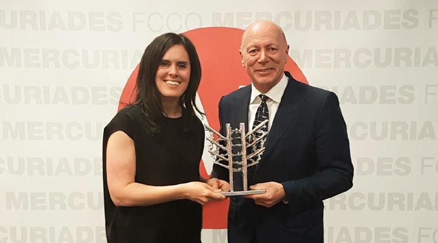 Groupe Maurice, lauréat, Les Mercuriades 2018